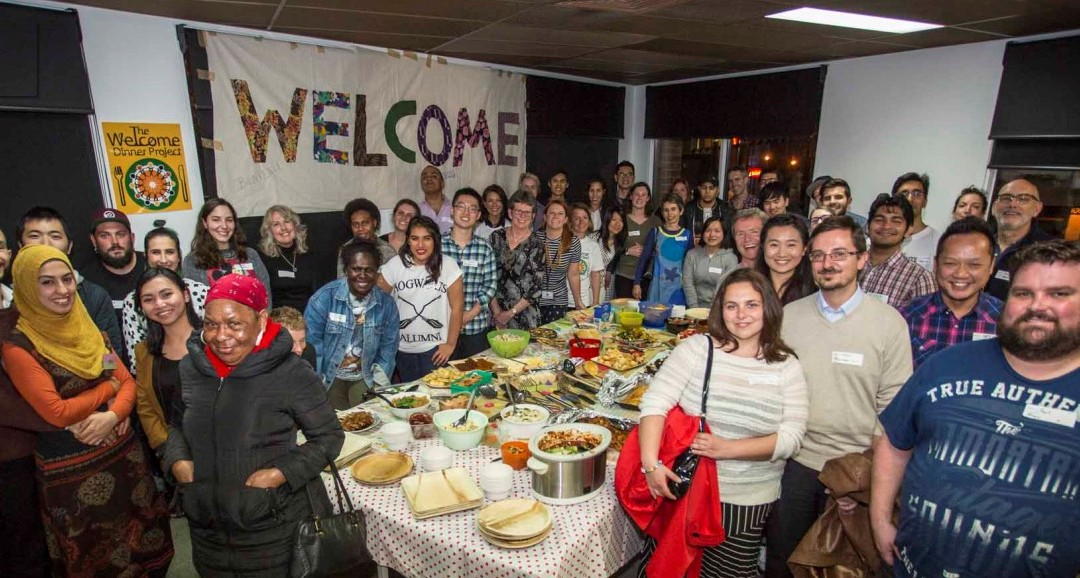 Melbourne Community Dinner – New Friends, New Food