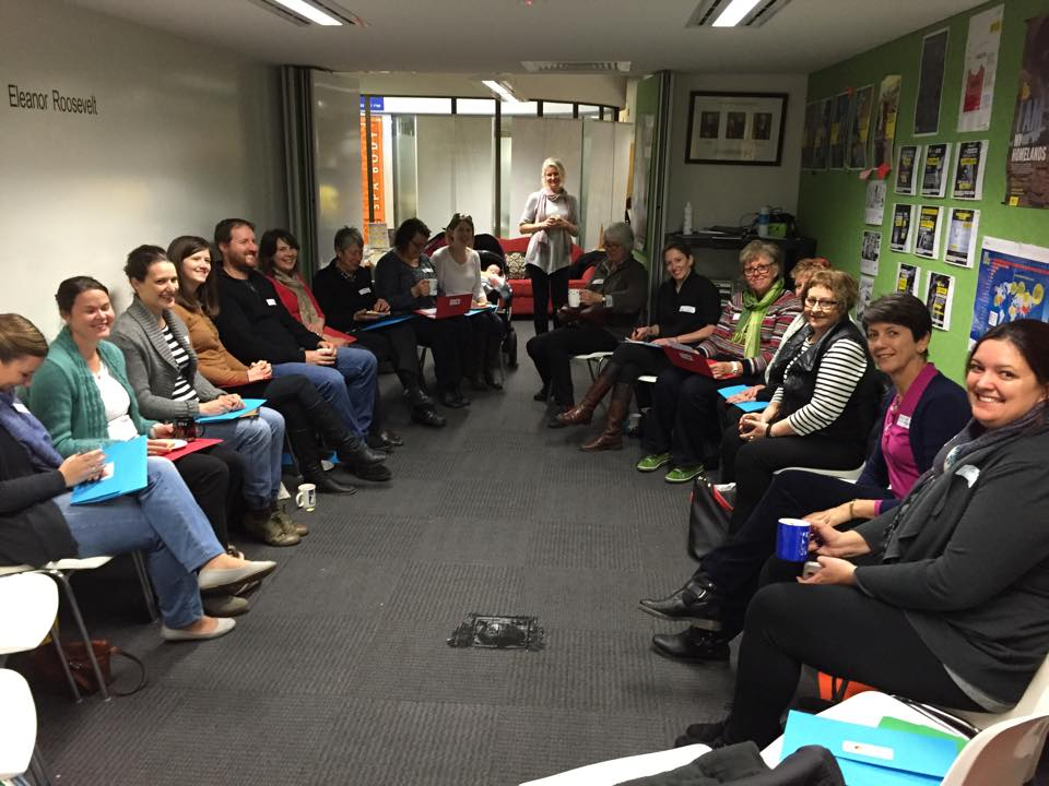 Canberra Facilitator Training