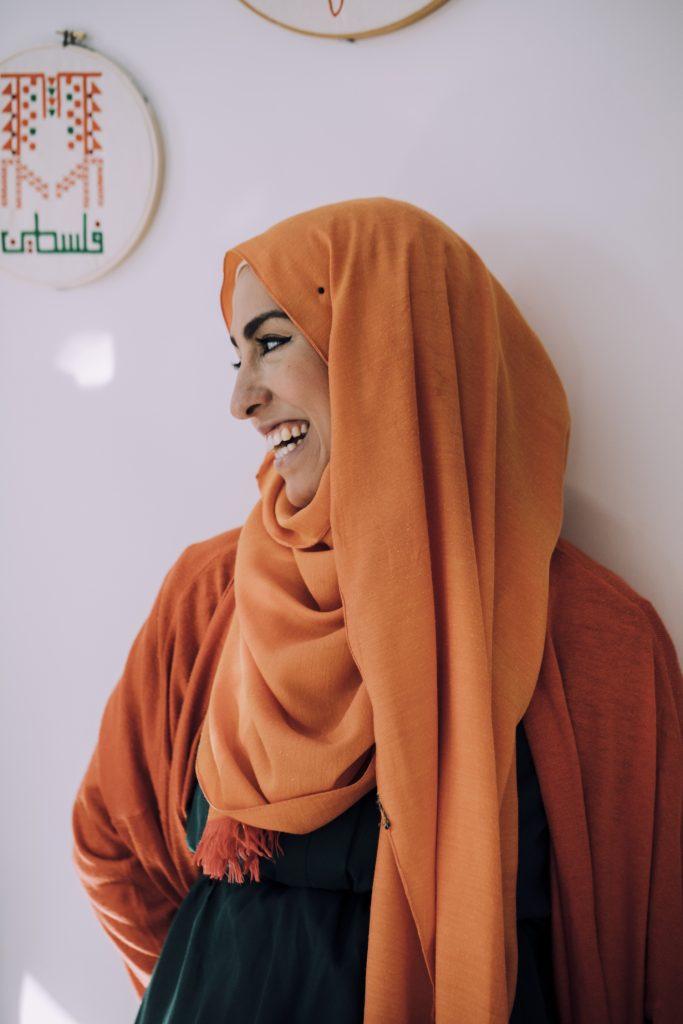 Portrait of Aseel Tayah